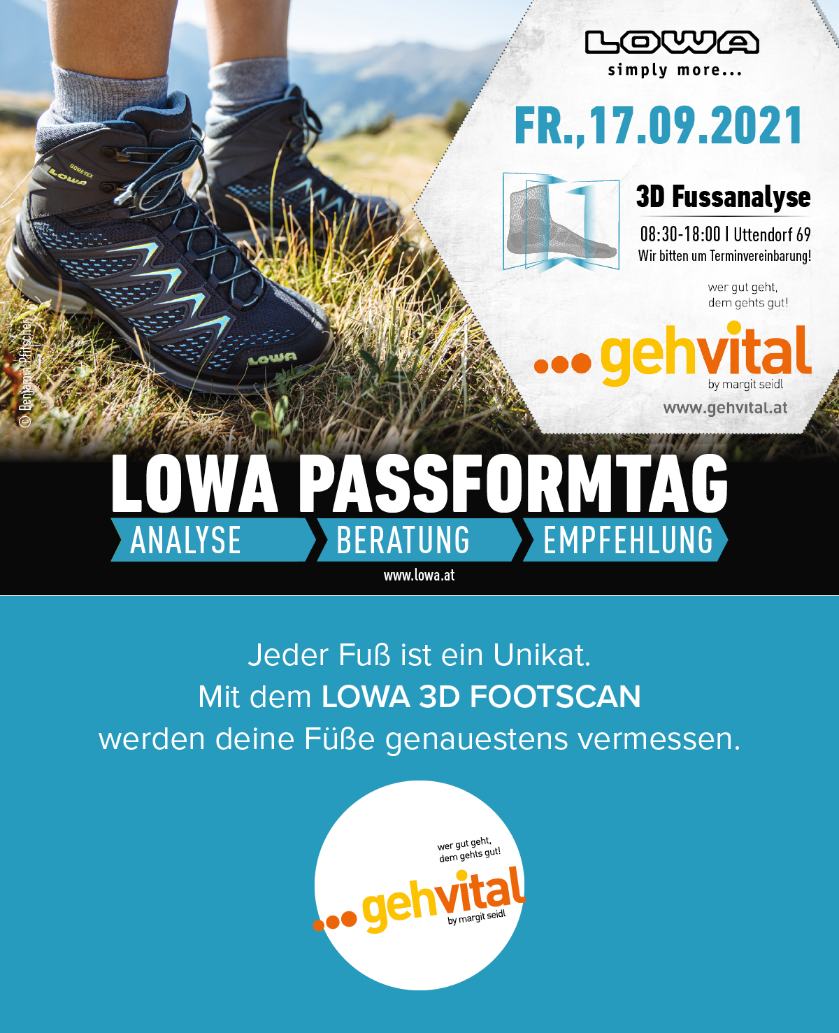 LOWA Passformtag